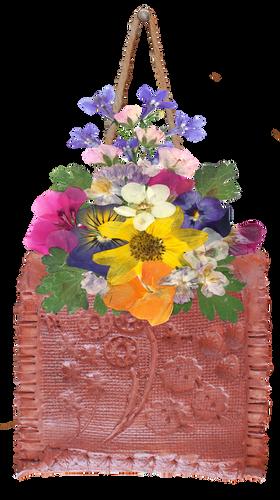 Wall Flower Vase Masterpiece