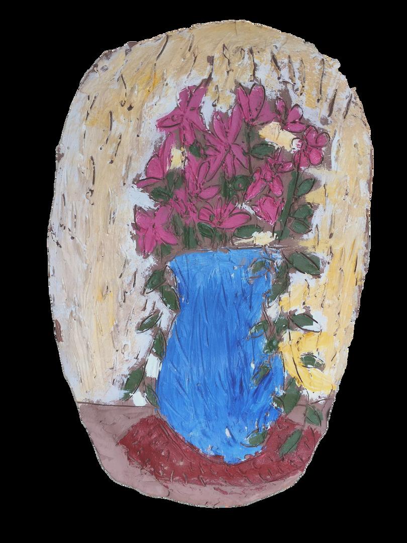 Van Gogh Inspired Still Life Masterpiece