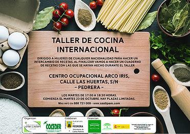 04.4 Taller de Cocina Internacional Pedr