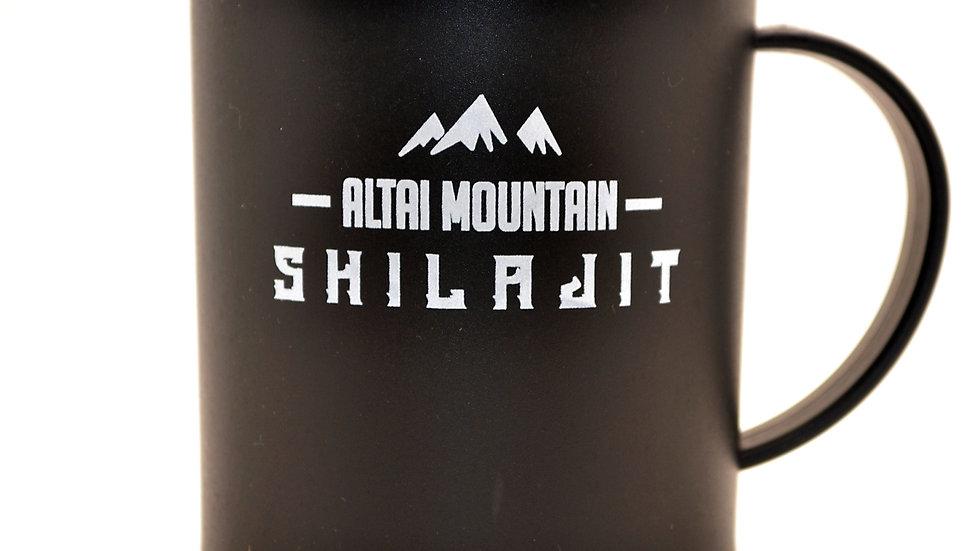 Altai Mountain Shilajit Classic Bamboo Mug