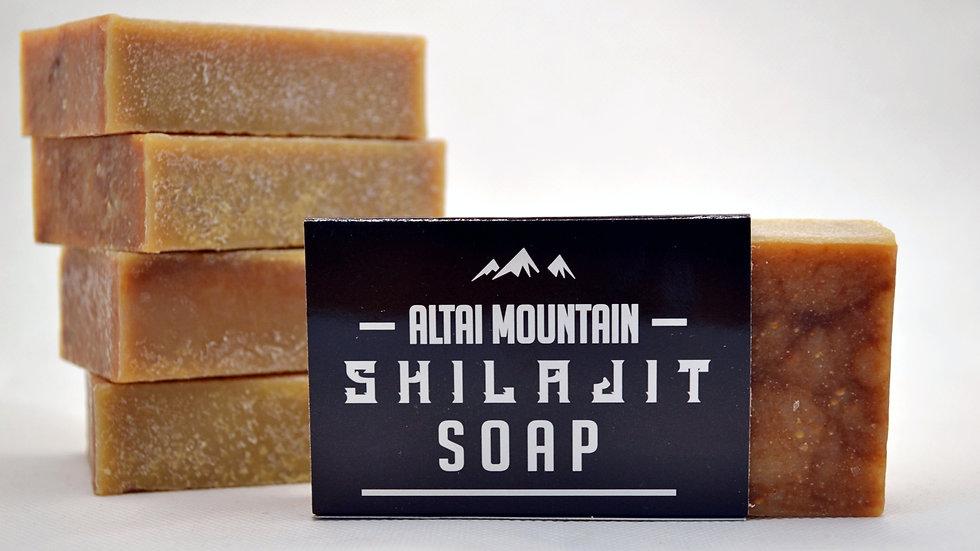 Altai Mountain Shilajit Soap