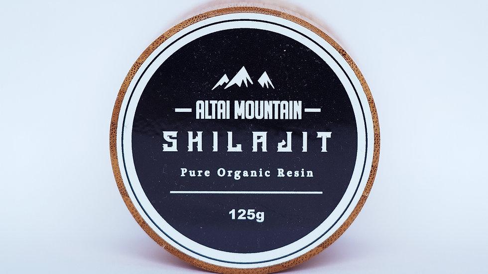 Altai Mountain Shilajit Resin 125g (1 Year Supply)