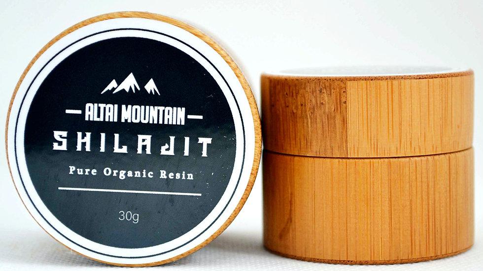 Altai Mountain Shilajit Resin - 30g