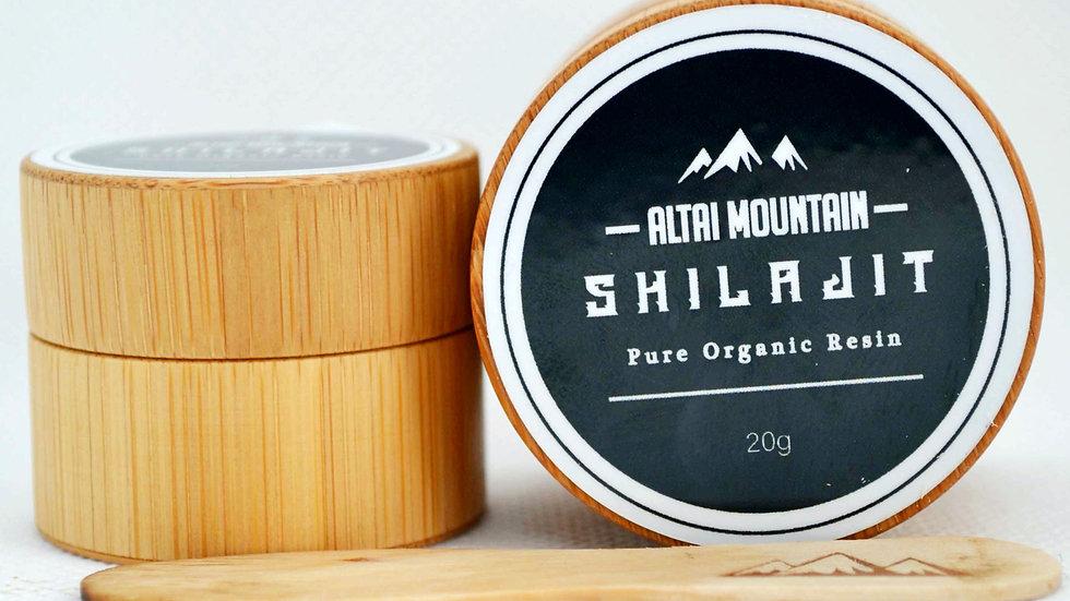 Altai Mountain Shilajit Resin - 20g