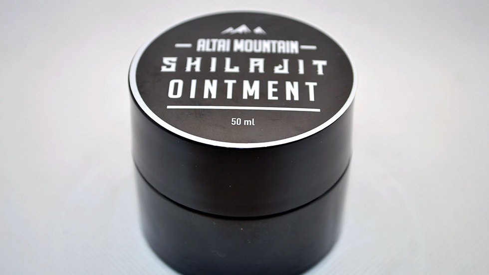 Altai Mountain Shilajit Ointment