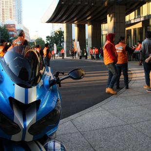 Orange bikers 2018