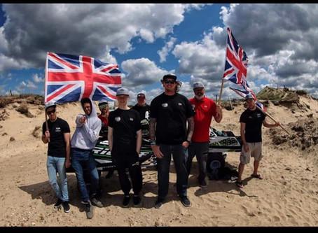 TDF  UK Jet Ski Team 2019