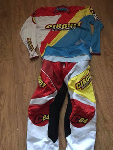 Full kit and shirt from former mx now enduro star Jamie Lewis