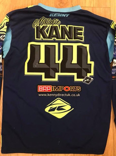 Mx Shirt wmx Natalie Kane