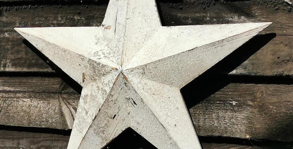 WOODEN SHAKER STAR