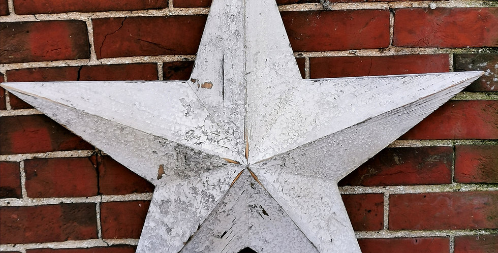 LARGE SHAKERS STYLE BARN STAR