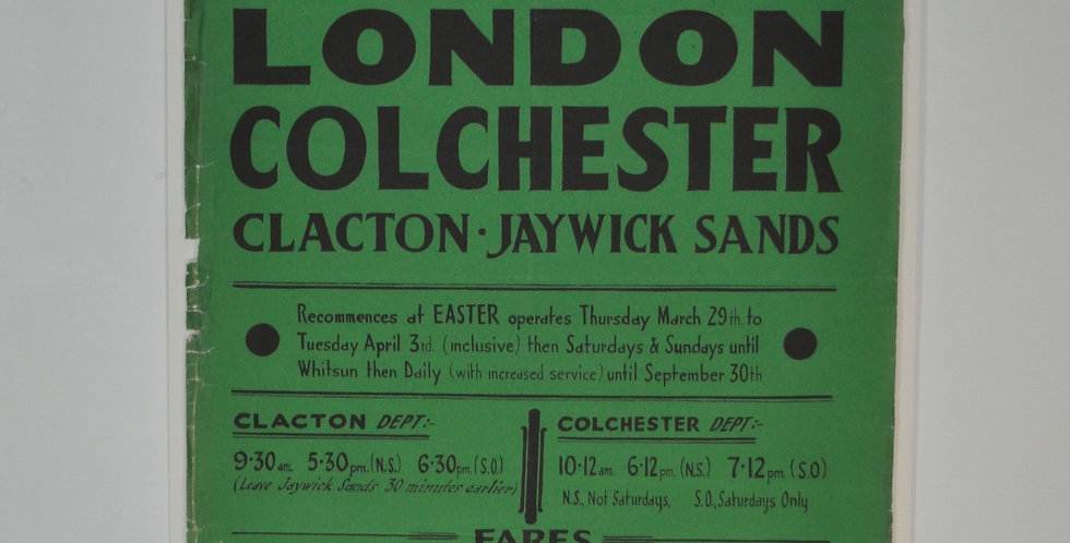 1934  POSTER