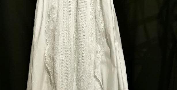 Victorian Baby's Dress