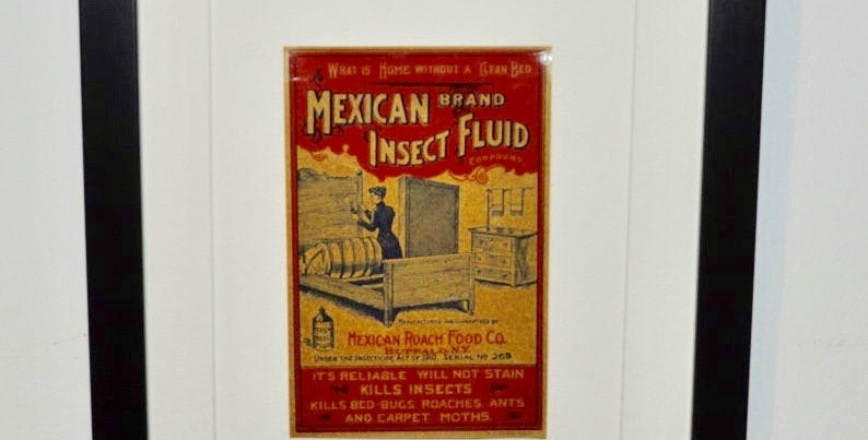 ORIGINAL MEXICAN BRAND ADVERTISING