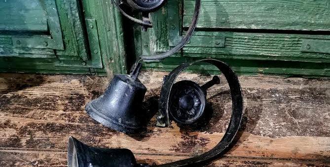 Victorian Butler's Bell