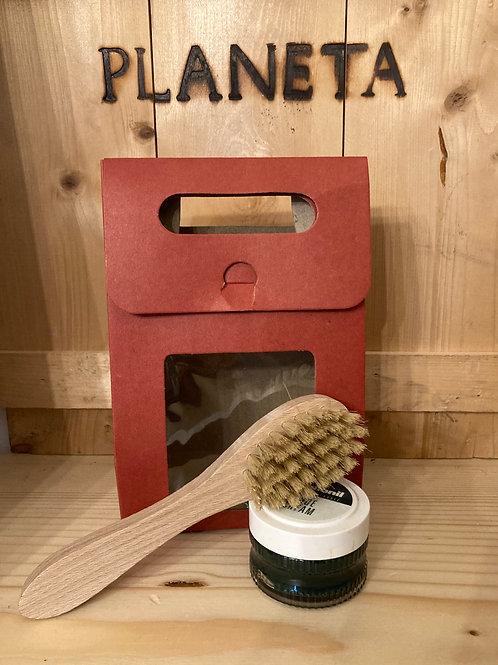 Box regalo in scatola di carta - piccolo (pelle)