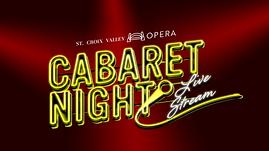 Cabaret Night Livestream