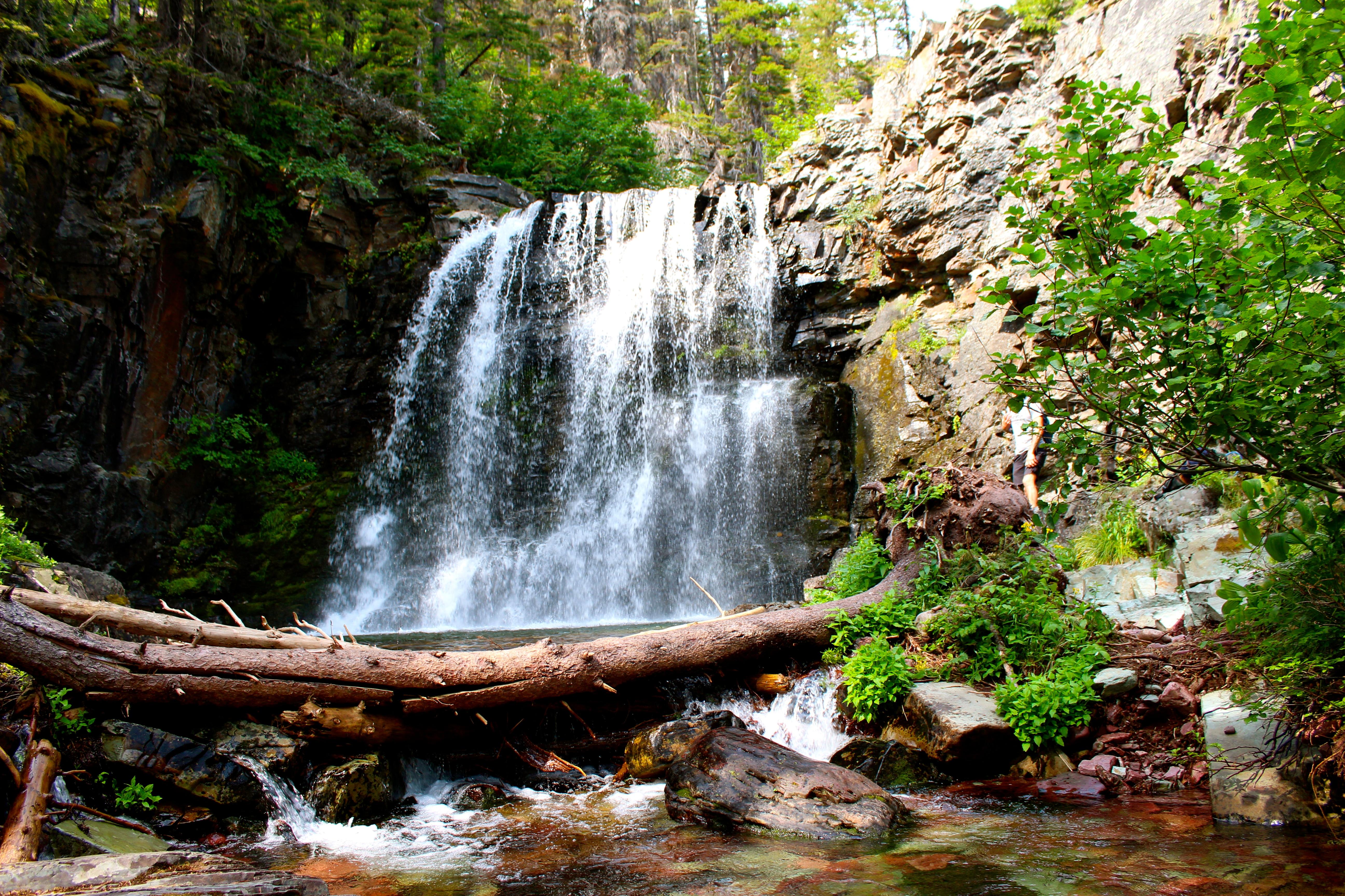 Rockwell Falls, MT