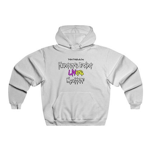 Pink/Yellow HP Lives matter Hooded Sweatshirt