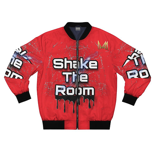 Red Shake The Room Jacket