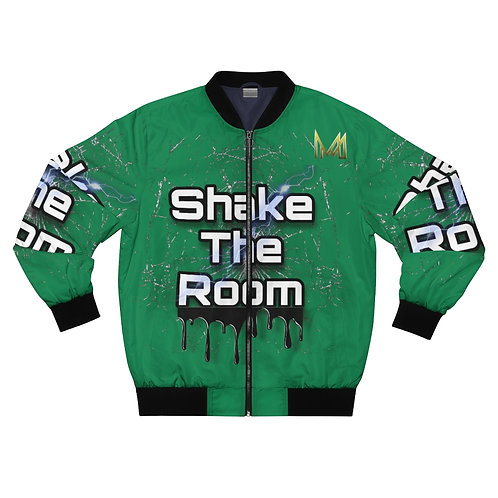 Green Shake The Room Jacket