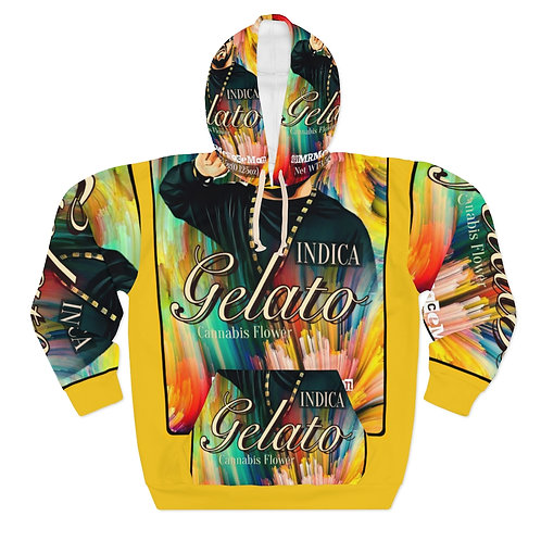Menace Gelato Yellow Hoodie