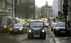 Londra Taksi