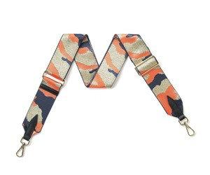 Multi Camo Detachable Fabric Strap