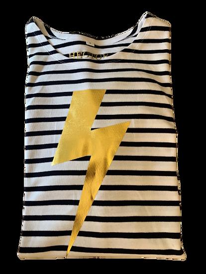 Breton Lightning Bolt Limited Edition Top