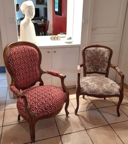 Renovation de fauteuils par votre tapissier à Brignais 69 et Saint-Chamond 42 J Soly 400px