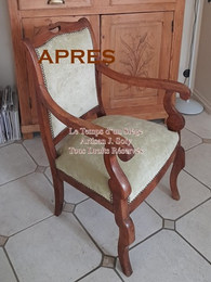 Restauration d'un fauteuil par votre tapissier rhone loire J Soly 3apres.jpg