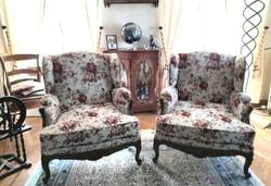 Restauration de fauteuils bégères Par vo