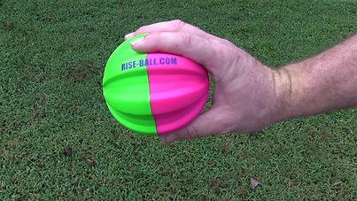 how to throw a riseball
