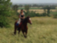 Equestrian Italy - Horseriding Trails in Italy &  Horseback riding vacations in Europe