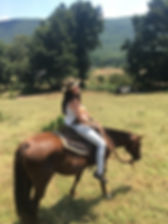 Equestrian Italy - Horses & riders Trekking in Italy &  Horseback riding experience in Europe