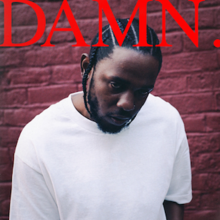 "Kendrick Lamar's Album ""Damn"" becomes his 3rd album to hit 1 million sales mark"