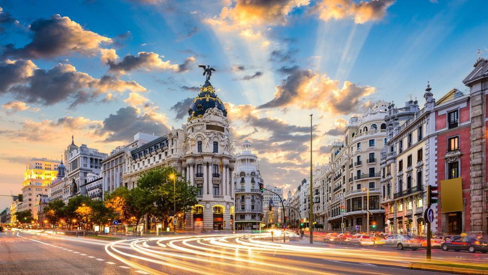 Tour Fotográfico Madrid