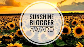 Disabled Disney Nominated For Sunshine Blogger Award