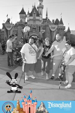 Disneyland Magic Shot 2019