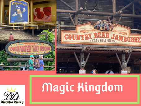 Virtually Experience the Shows at Magic Kingdom