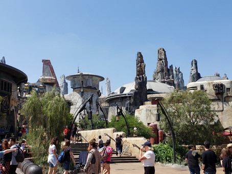 5 Things You Should NOT Do In Galaxy's Edge