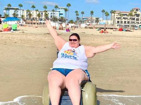 Beach Wheelchairs In Southern California