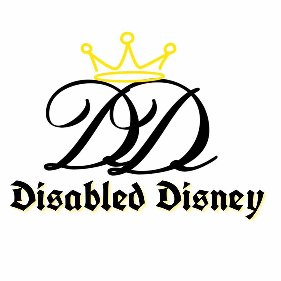Disabled Disney logo