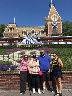 Disneyland 2016 Disneyland's 60th