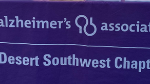 April A-Z Blogging Challenge: Good Cause Why I Support the Alzheimer's Association