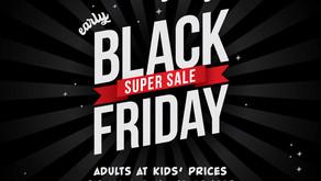 Early Bird Black Friday Deals on Disneyland Tickets!!