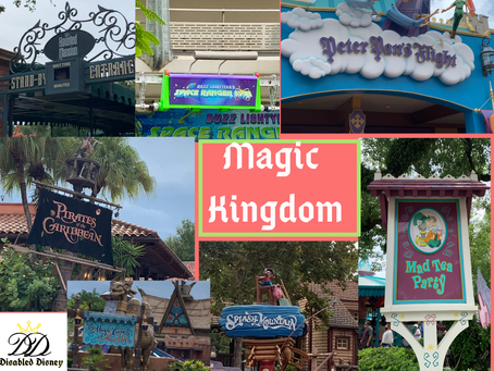 Virtually Ride Every Attraction at Magic Kingdom