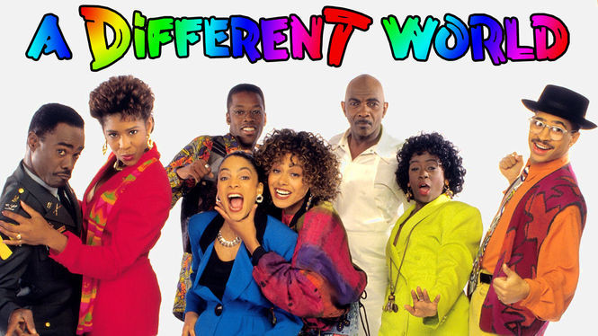 A Different World cast