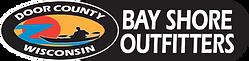 Door County Bayshore Outfitters Logo