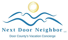 Next Door Neighbor Door County Concierge Logo